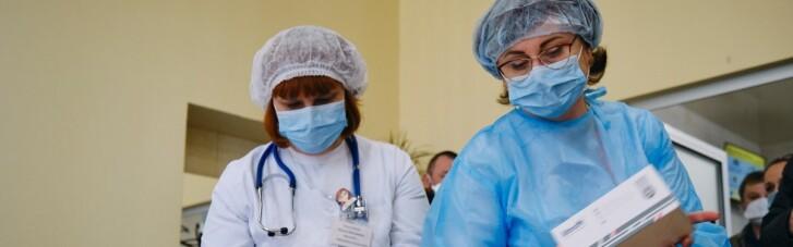 В МОЗ придумали, как отблагодарить медиков-вакцинаторов