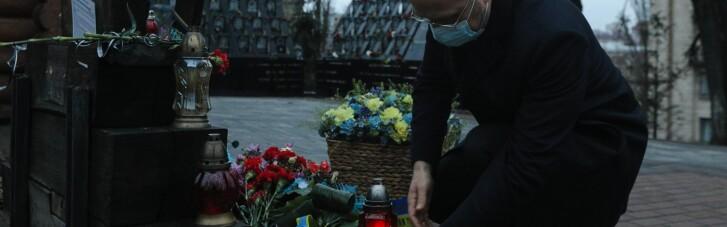 Революція Гідності визначила незворотність європейського шляху України, — Шмигаль