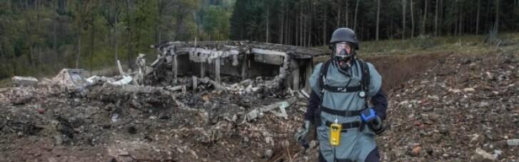 Боеприпасы со склада в Чехии должны были взорваться в Болгарии