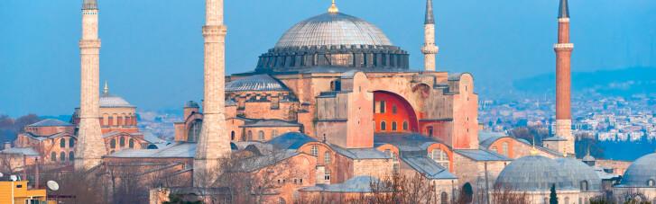 Греція вимагала знову зробити собор Святої Софії в Стамбулі музеєм