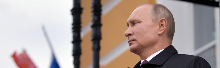 Напередодні виборів. 21 квітня Путін оголосить свої плани про війну з Україною