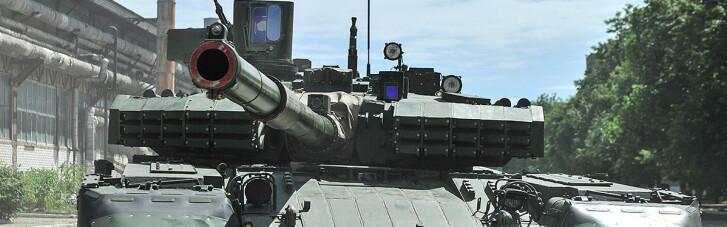 """Два танка в учебке. Почему """"Оплот"""" так и не доехал до нашей армии"""