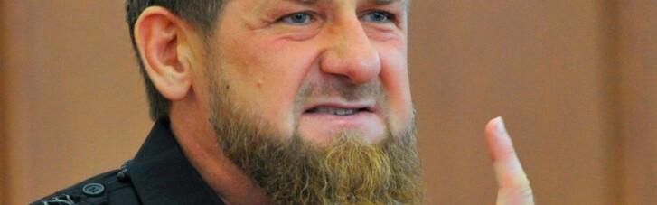 Проглотит ли Зе плевок Кадырова и боится ли он откровений руководителя Чечни?