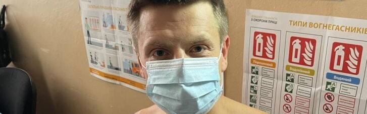 У Гончаренко погіршилося самопочуття після уколу Covishield. Нардеп вирішив, що це не смертельно