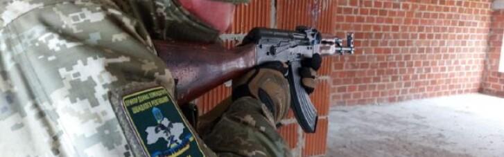Пограничники и ВСУ закончили полуторамесячные обучение по стандартам НАТО