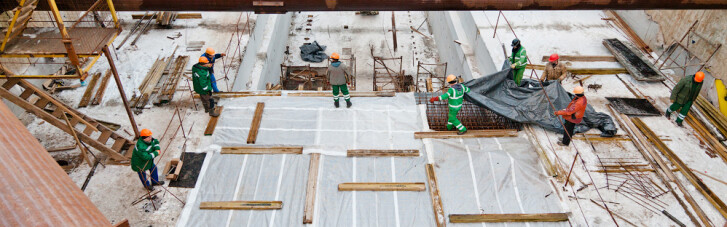 Київський метрополітен визнав сповільнення темпів будівництва гілки на Виноградар