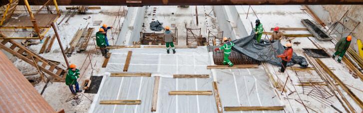 Киевский метрополитен признал замедление темпов строительства ветки на Виноградарь