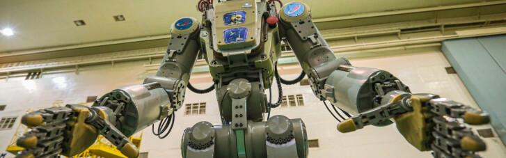 Новая космическая гонка. Когда российский робот Федор заговорит по-китайски