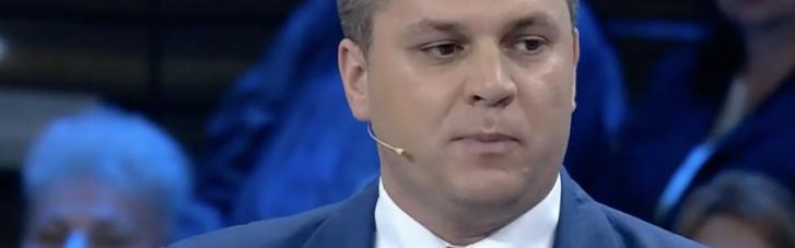 Депутата-сепаратиста от ОПЗЖ подловили на незнании русского языка (ФОТО)