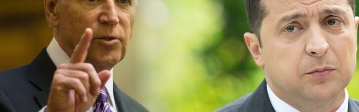 У Білому домі розкрили подробиці телефонної розмови Байдена із Зеленським