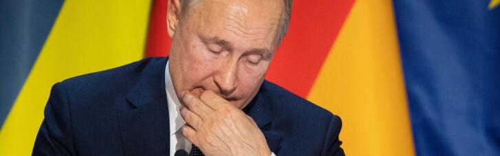 Три облому для Путіна. Чому цей тиждень стала чорною для російського вождя