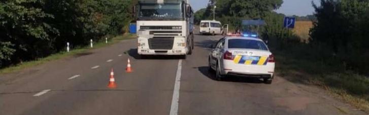 Під Києвом зіткнулися чотири авто, рух трасою Бориспіль-Маріуполь ускладнений (ФОТО)