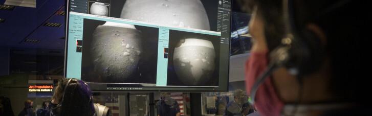 Марснаш. США снова лидируют в космической гонке