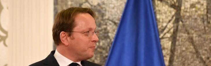 Венгерский еврокомиссар озаботился правами закарпатских венгров