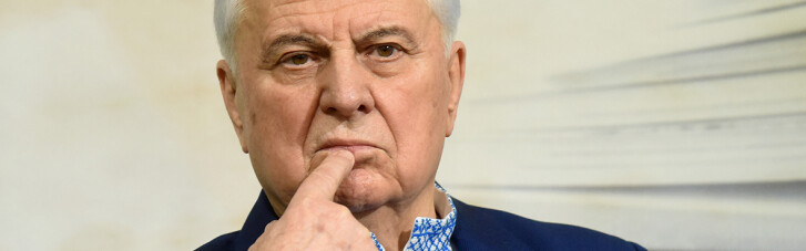 Кравчук розповів, як Україна ледь не залишилася в складі СРСР