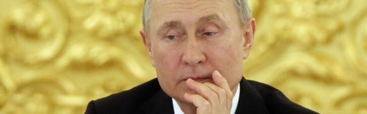 Обнуленный Путин. Ждать ли от России новых захватов территорий