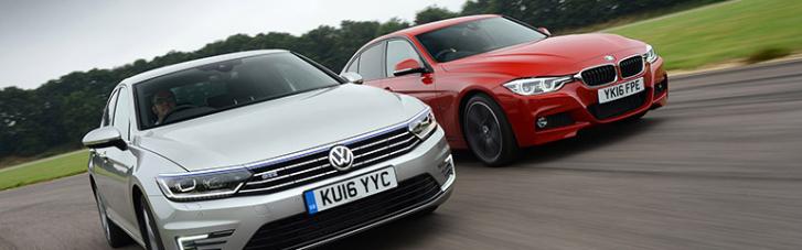 Єврокомісія оштрафувала BMW і Volkswagen майже на мільярд євро