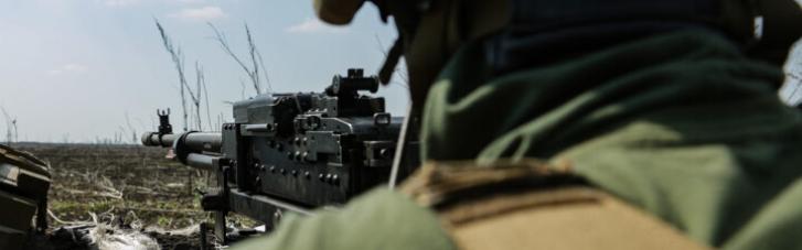 Зведення ООС: від ранку окупанти 11 разів били по українським позиціям