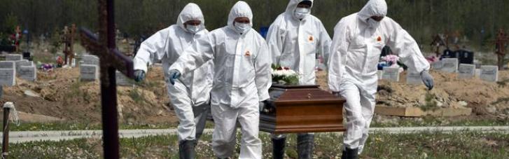 Смертность от СOVID-19 в Украине не достигла своего пика, - НАН
