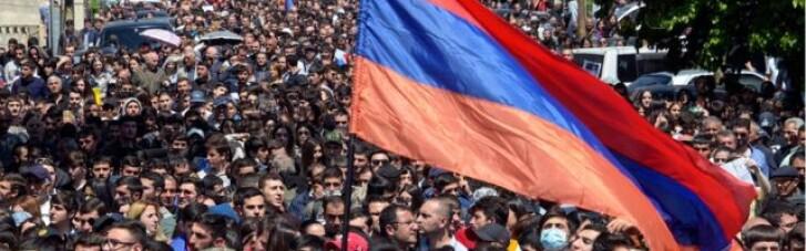 У Вірменії знову почалися протести: вимагають відставки Пашиняна