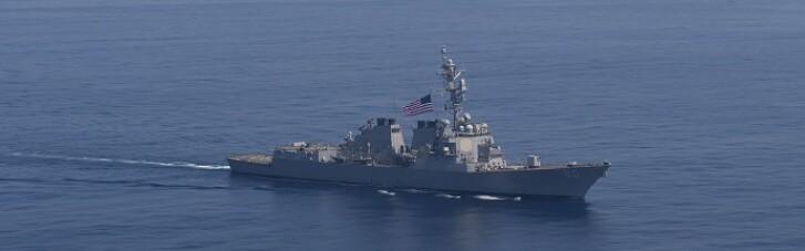 До Чорного моря прямують два американські есмінці