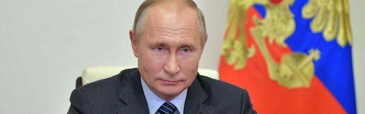 """""""Україна повинна"""": Путін розповів Макрону і Меркель про переговори по Донбасу"""