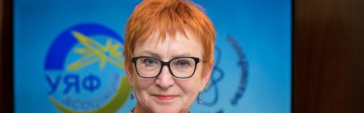 Ольга Кошарна: Україна просить Росію пролонгувати вивезення ядерних відходів, у нас їх зберігати ніде