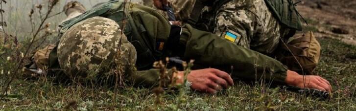 На Донетчине боевики передали тело украинского бойца, пропавшего 3 дня назад