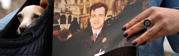 У Києві відбулася акція пам'яті журналіста Гонгадзе (ФОТО)