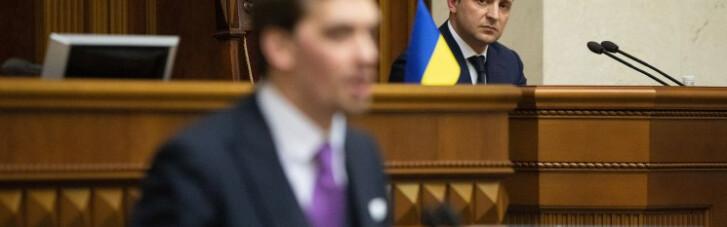 Захопився соцмережами: Зеленський пояснив, за що звільнив Гончарука