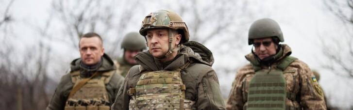 """Зеленский на Донбассе похвалился перемирием и """"забыл"""" про убитых бойцов"""