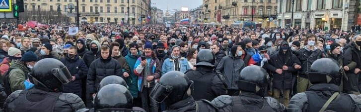 Прихильники Навального хочуть провести наймасовішу акцію в історії РФ