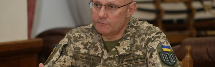 Хомчак запевнив, що російський шантаж не вплине на курс України в НАТО