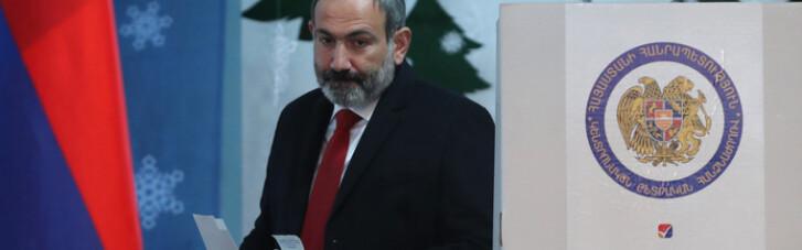 Вибори у Вірменії. Як Пашиняну не стати Ющенком