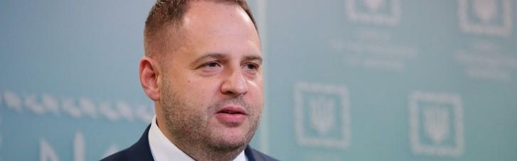 Єрмак обговорив з радником Байдена Донбас і Кримську платформу