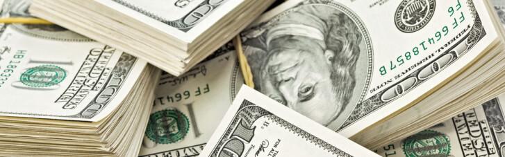 Україна до кінця року має виплатити близько $ 3 млрд за держборгом
