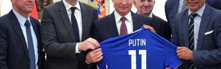 Киев против ФИФА. Почему Украина уже выиграла войну у Инфантино