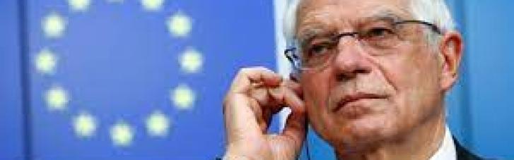 Євросоюз розвиває безпекову політику у взаємодії з країнами НАТО, — Боррель