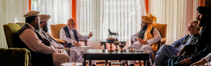 Таліби посадили під домашній арешт експрезидента Карзая і експрем'єра