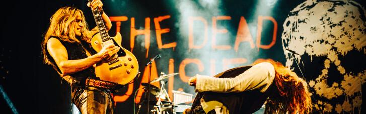 Рок-н-рол живий та здоровий: у Києві зіграють світові зірки The Dead Daisies