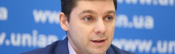 Мокан попросився у відставку з поста представника Кабміну в Раді (ДОКУМЕНТ)