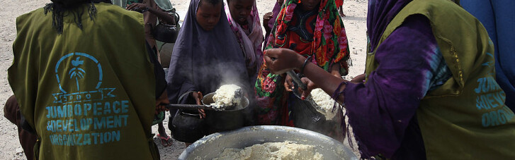 Біблійний голод спише все. Як чиновники ООН шукають місце в світі посткарантинном