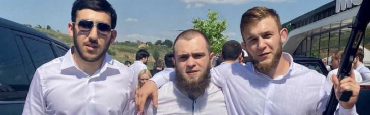 Стрельба на чеченской свадьбе в Одессе: стрелок вышел из СИЗО