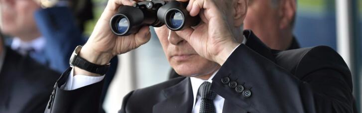 Рокетмен-2. Чому у Путіна засвербіла кнопка