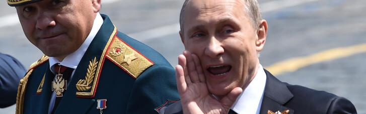 Вирус против Путина или Чужой против Хищника. Почему отложили парады Победы