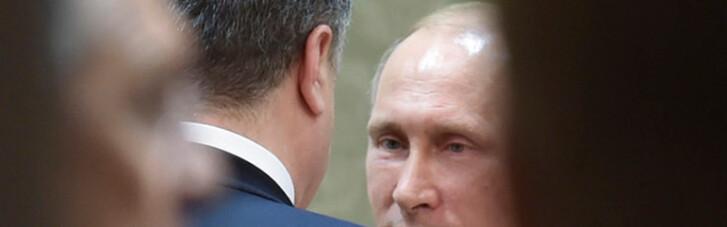 """В Кремле заявили, что Путин не угрожал Порошенко """"раздавить"""" Украину"""