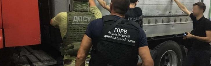 """У Чернігові силовики вилучили 22 тис. літрів """"підозрілого"""" спирту (ФОТО)"""