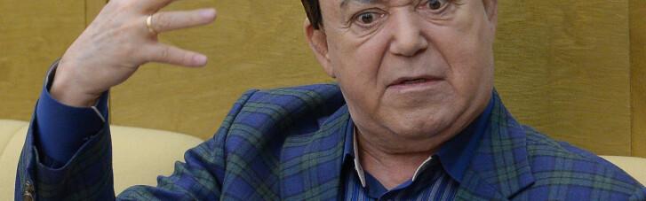 """Українці стали терористами"": ТОП українофобських цитат Кобзона"
