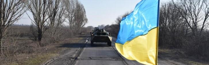 Українські прикордонники наростили бойові спроможності на Донбасі (ФОТО)