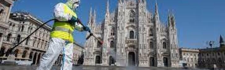 Италию закрывают на трехдневный пасхальный локдаун